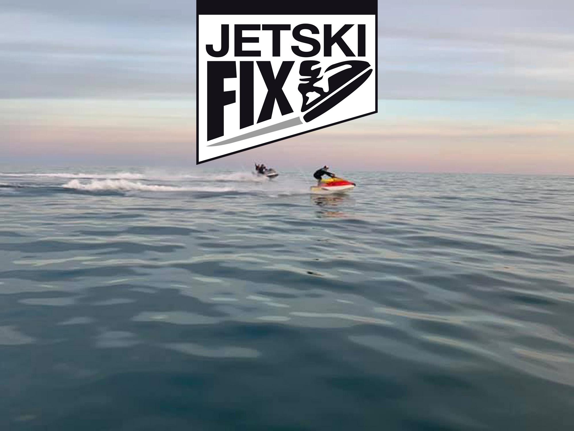 Jetskifix sandbanks chase