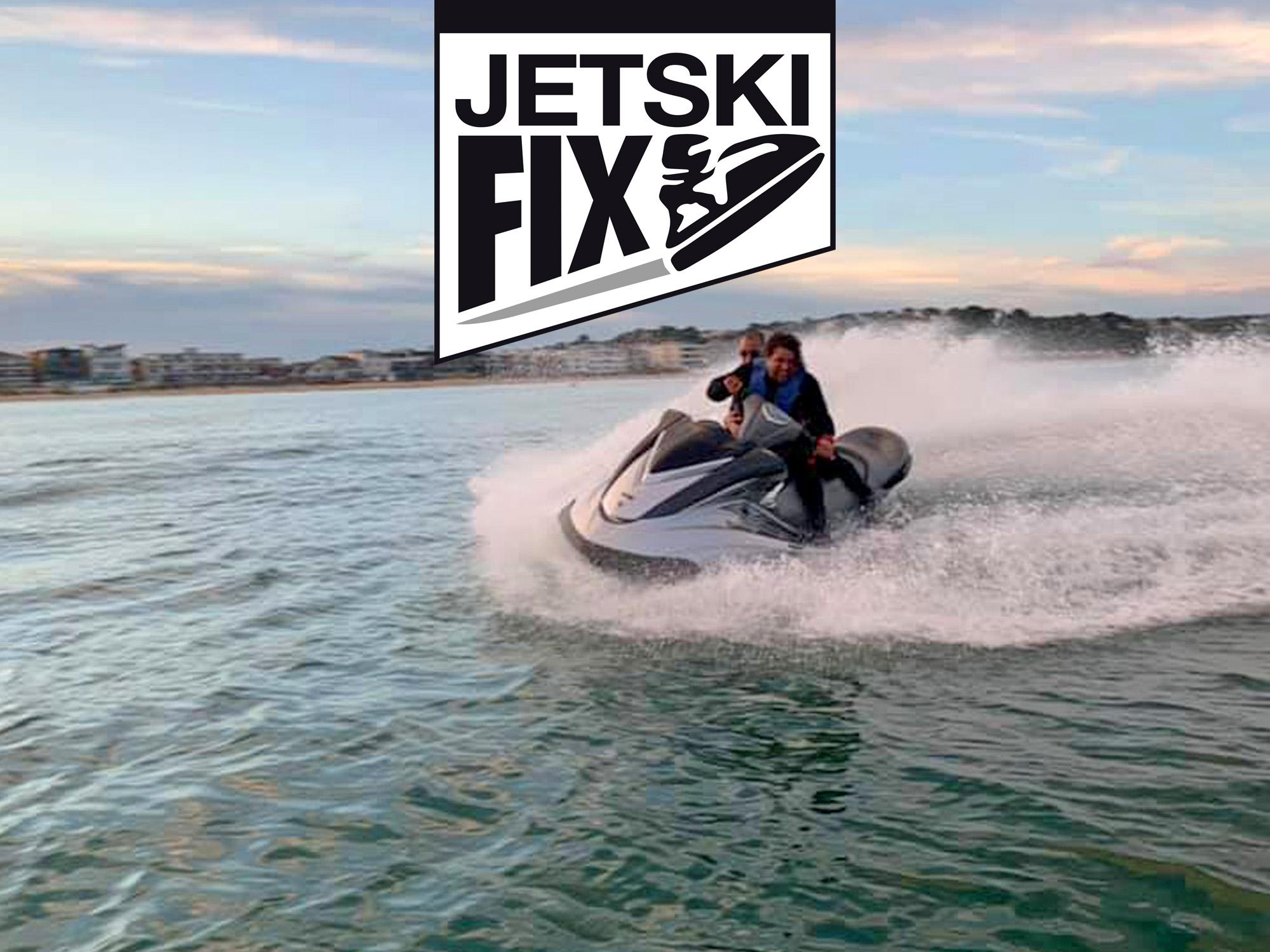 Jetskifix sandbanks spray