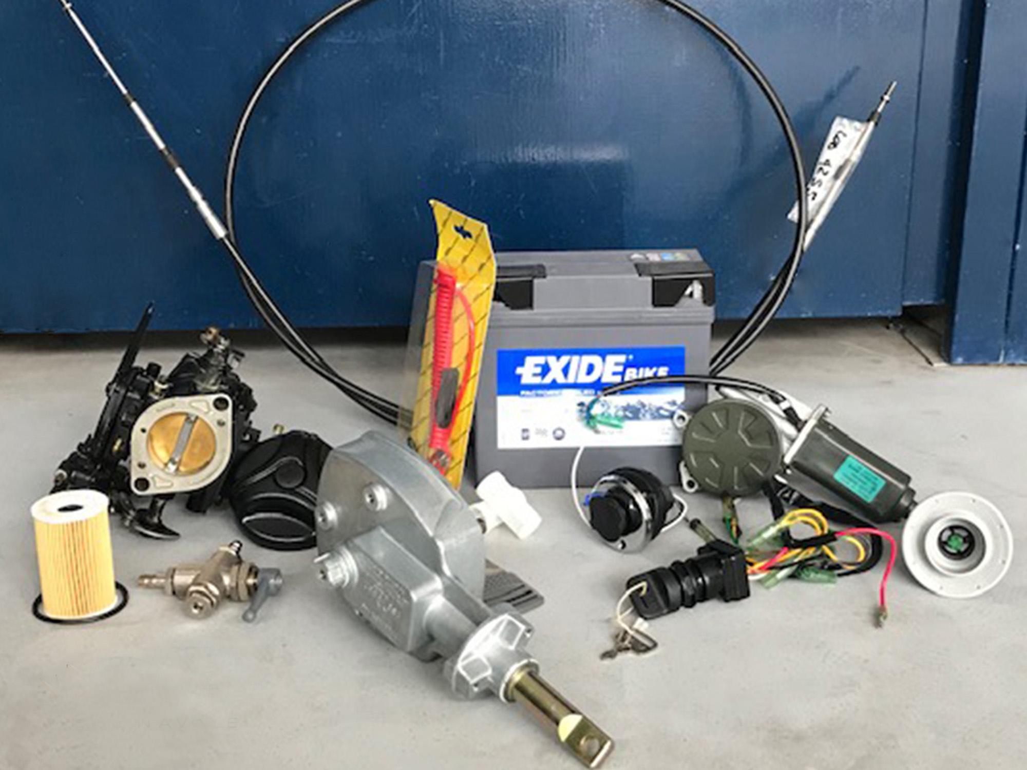 Jetskifix spare parts